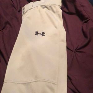 Under Armour Boys Baseball Pants Youth Large